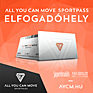 AYCM-elfogadóhely - All You Can Move Sportpass